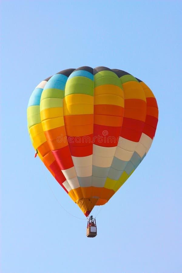 balon powietrza gorące latać obrazy stock