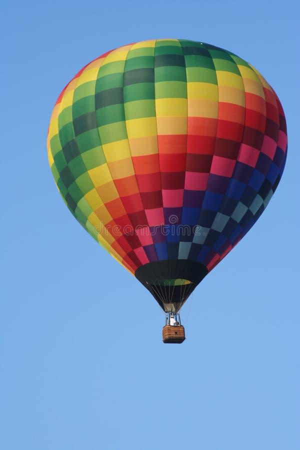 balon powietrza kolorowe gorąco zdjęcia royalty free