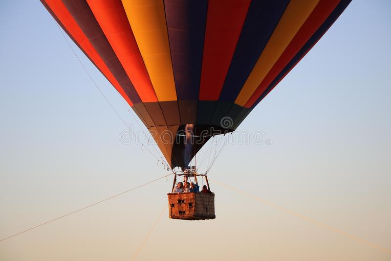 Balon przejażdżki obrazy stock
