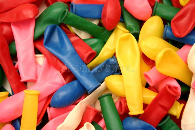 Download Balon tło obraz stock. Obraz złożonej z guma, urodziny - 135581
