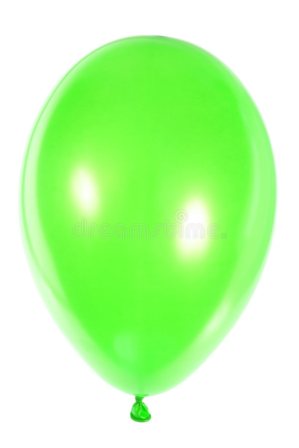 balonowy nadmuchiwany obraz stock