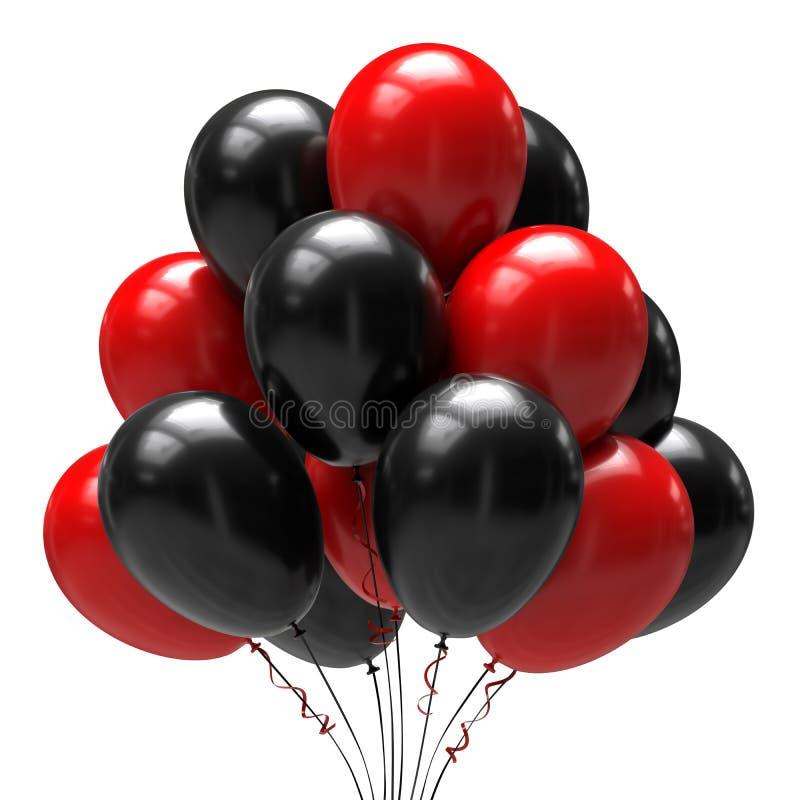 balony royalty ilustracja