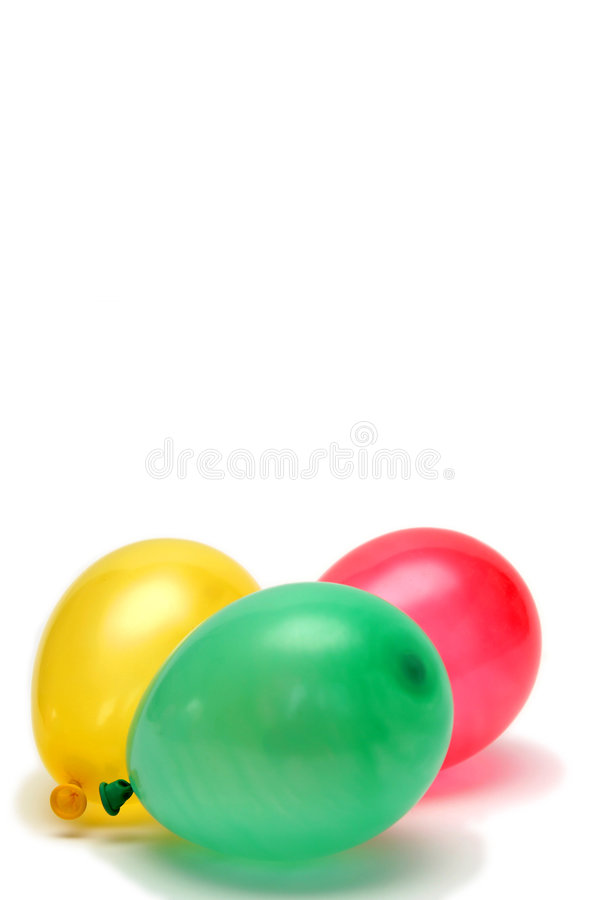 Balony obrazy stock