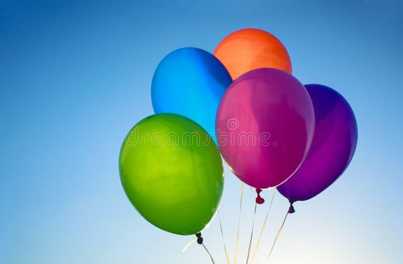 Balony zdjęcia royalty free