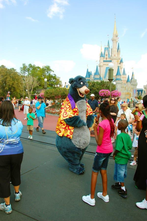 Download Baloo editorial photo. Image of florida, kingdom, entertain - 30563071