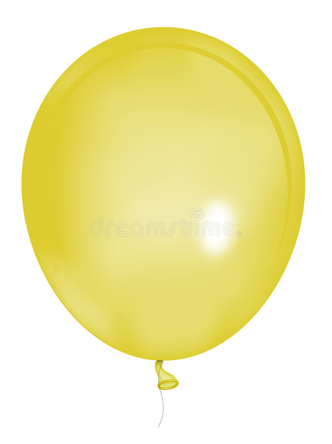 Baloon royalty free illustration