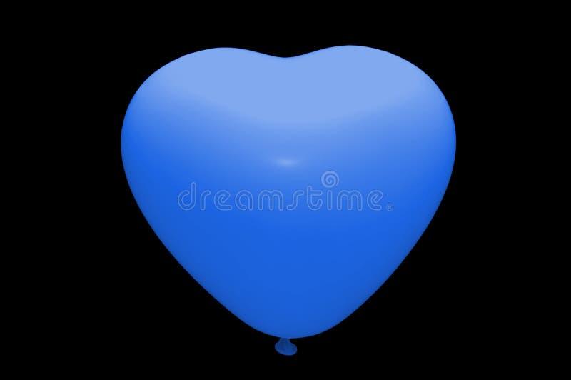Baloon branco isolado ilustração royalty free