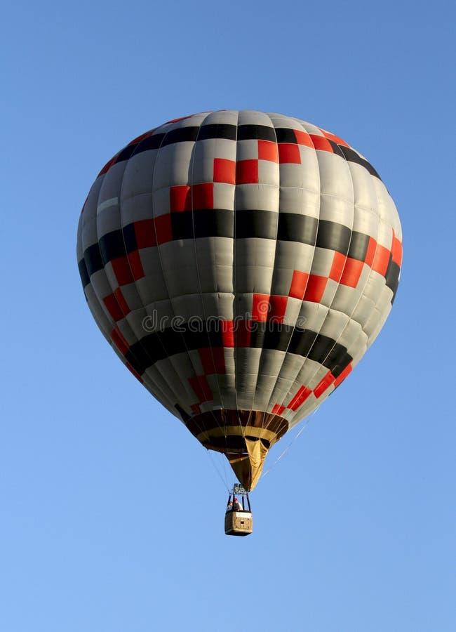 Baloon coloré par habit bariolé photographie stock libre de droits