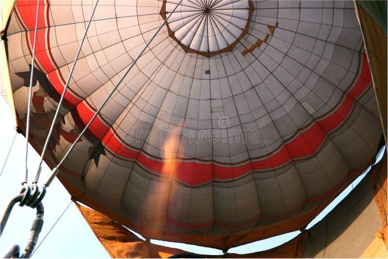Baloon do ar foto de stock royalty free