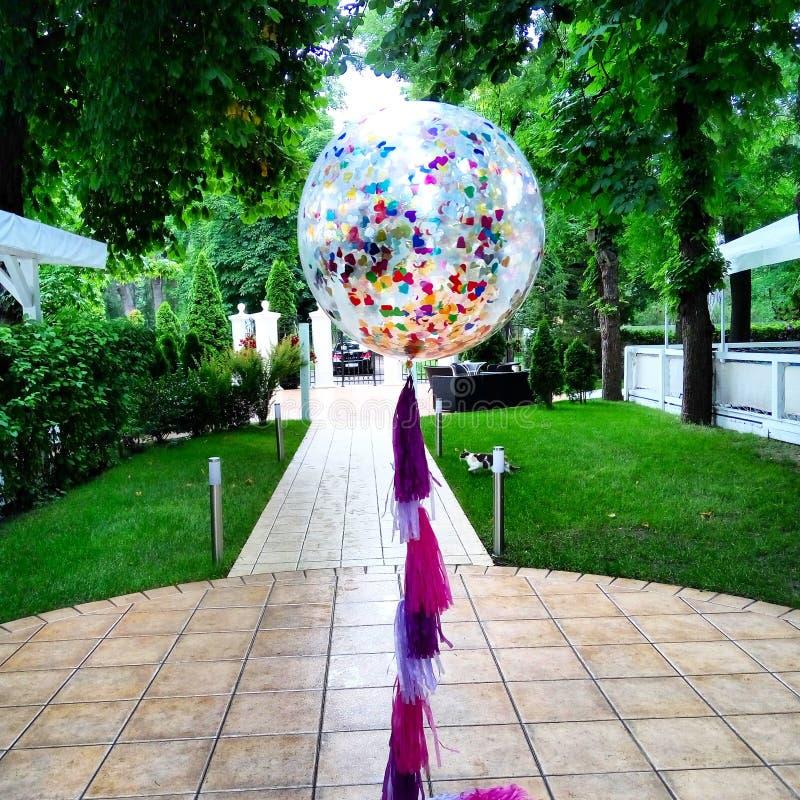 Baloon stock photo