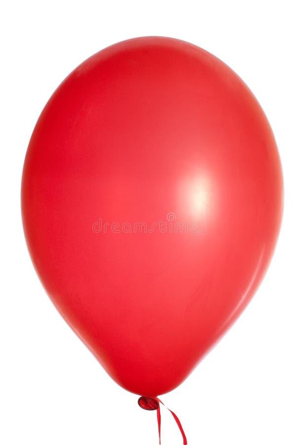 Baloon rojo imagen de archivo libre de regalías