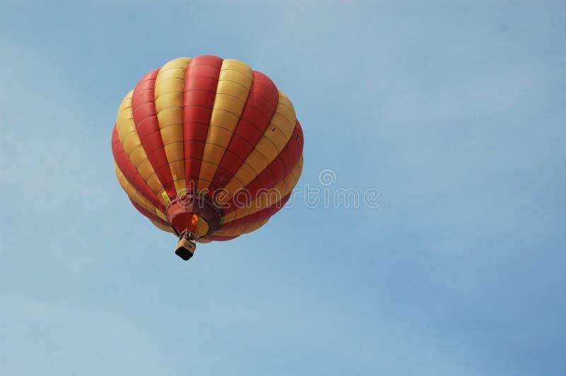 Baloon sul cielo immagini stock libere da diritti