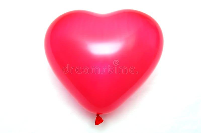 baloonförälskelse royaltyfria foton