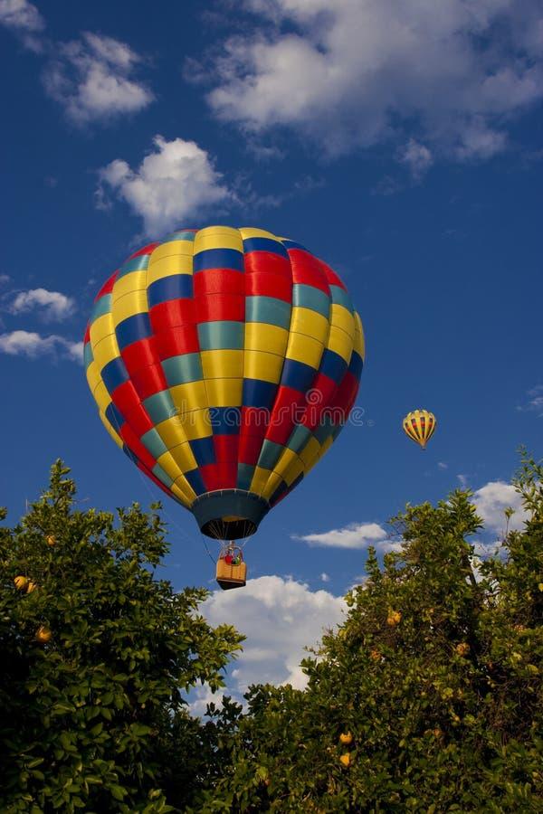 Balooning στοκ εικόνες
