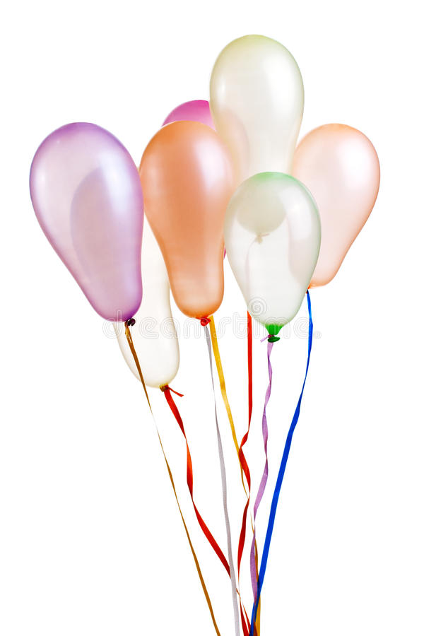 Baloons imagens de stock royalty free