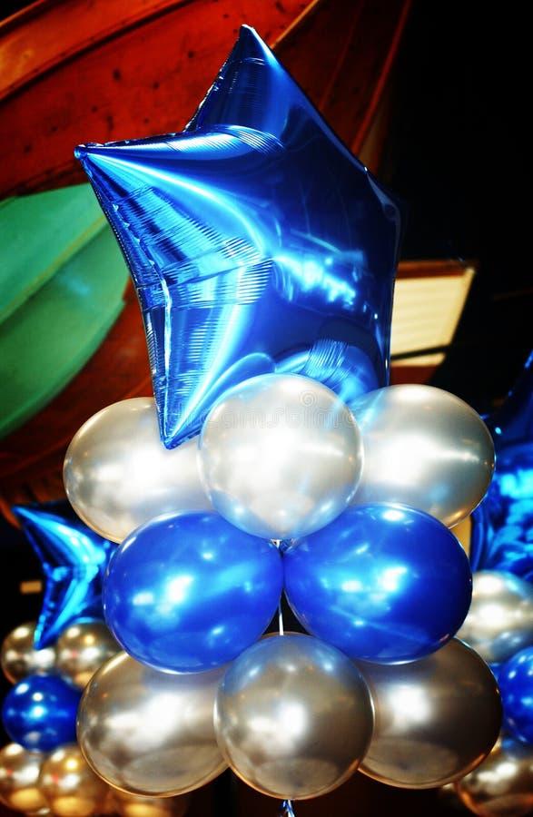 Download Baloons imagem de stock. Imagem de expectativas, partido - 61885
