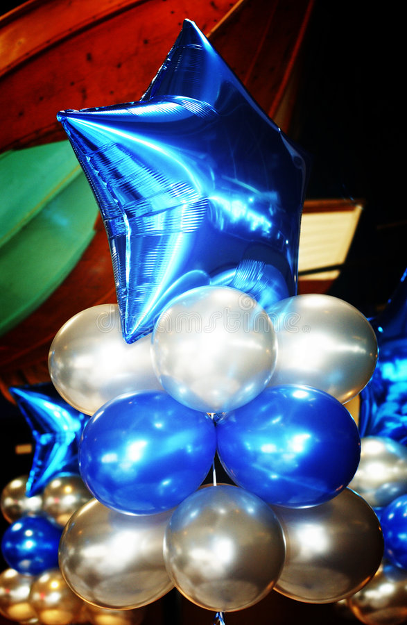 Baloons Photo libre de droits