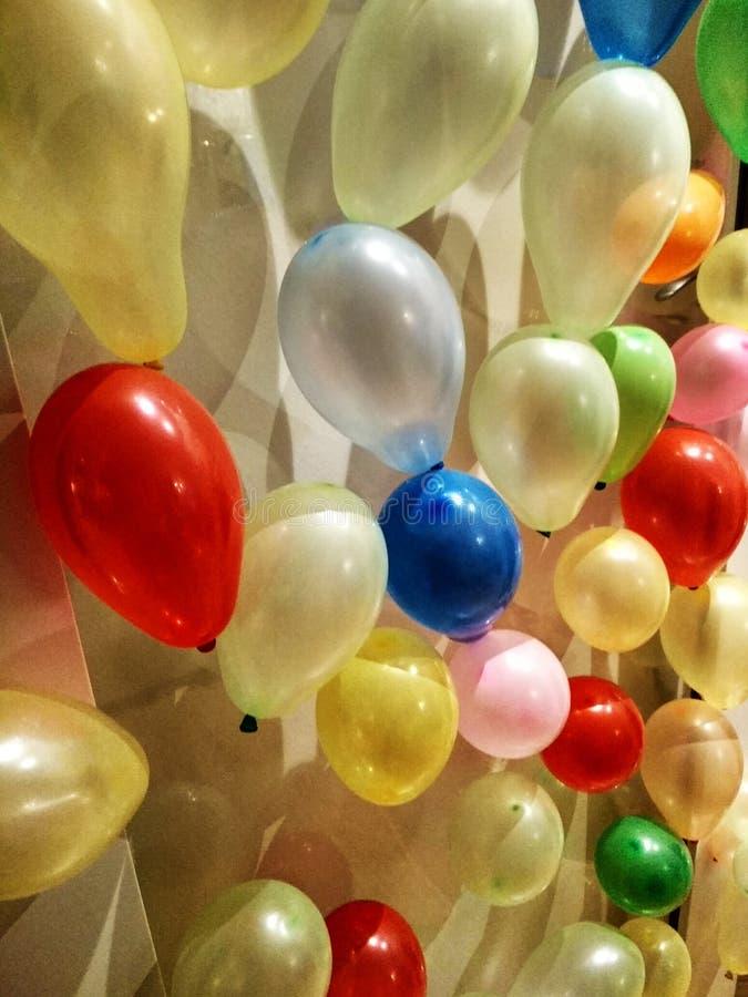 Baloons kolor obraz stock