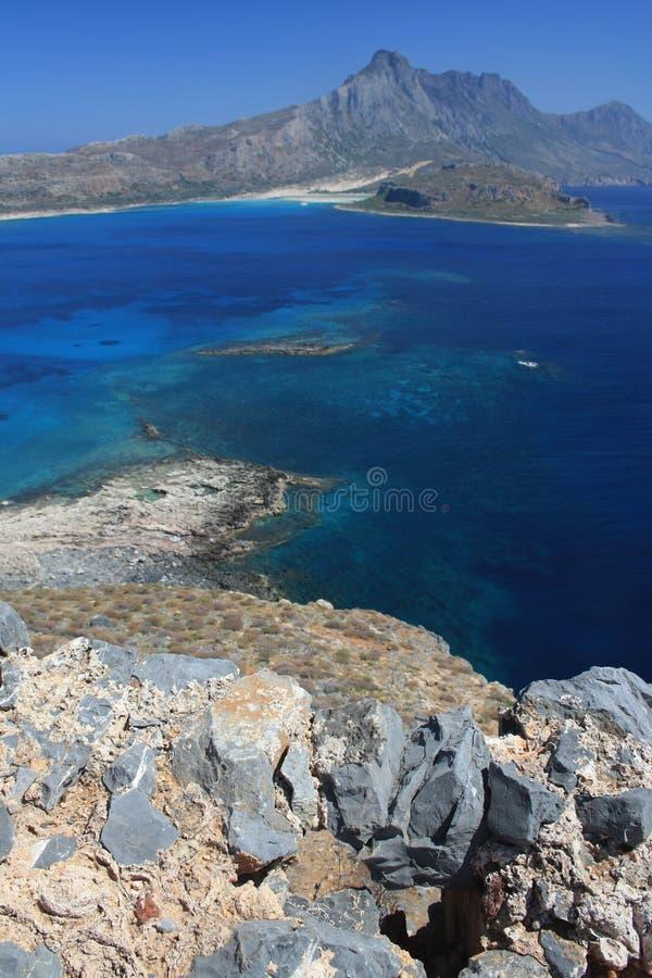 Download Balos Bay stock photo. Image of sand, merge, seas, ocean - 25836866