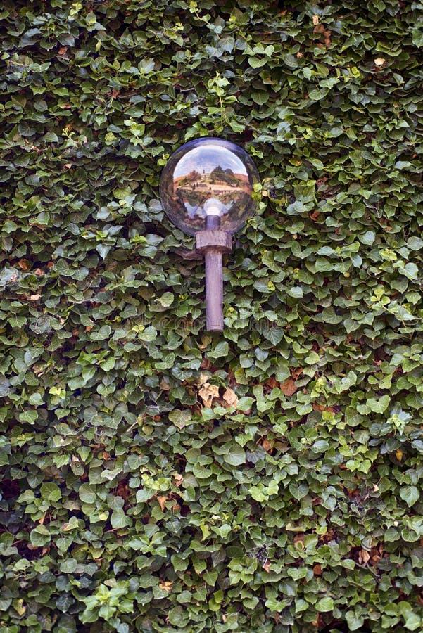 Balowa lampa zdjęcie royalty free