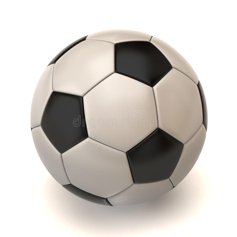 balowa piłka nożna ilustracja wektor