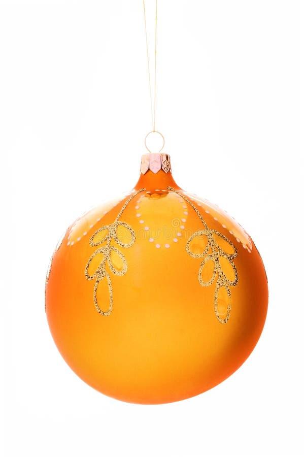 balowe dekoracje świąteczne drzewne obrazy stock