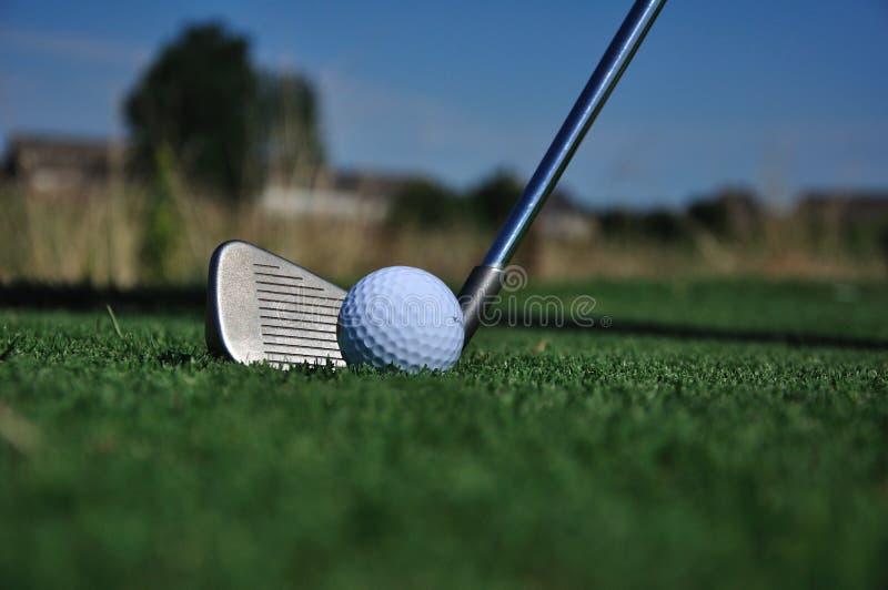 balowego klubu golf fotografia stock