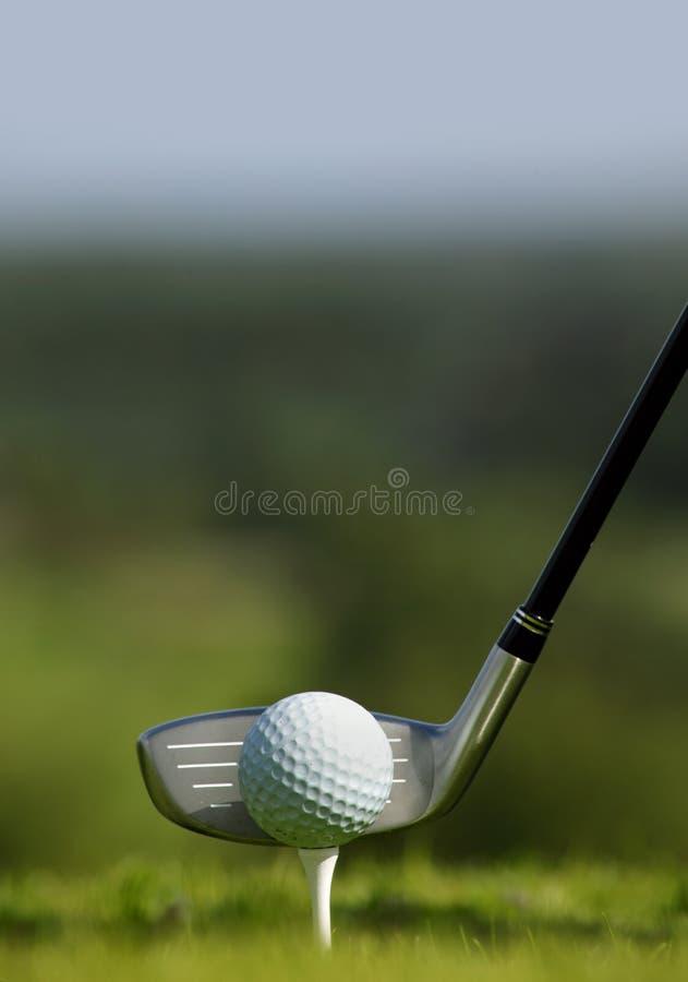 balowego klubu golfa trawa