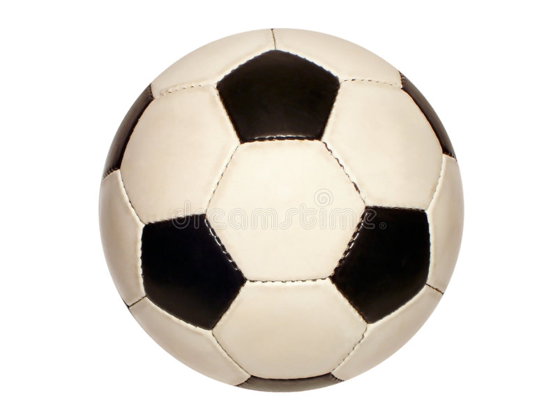 balowy futbol obraz stock