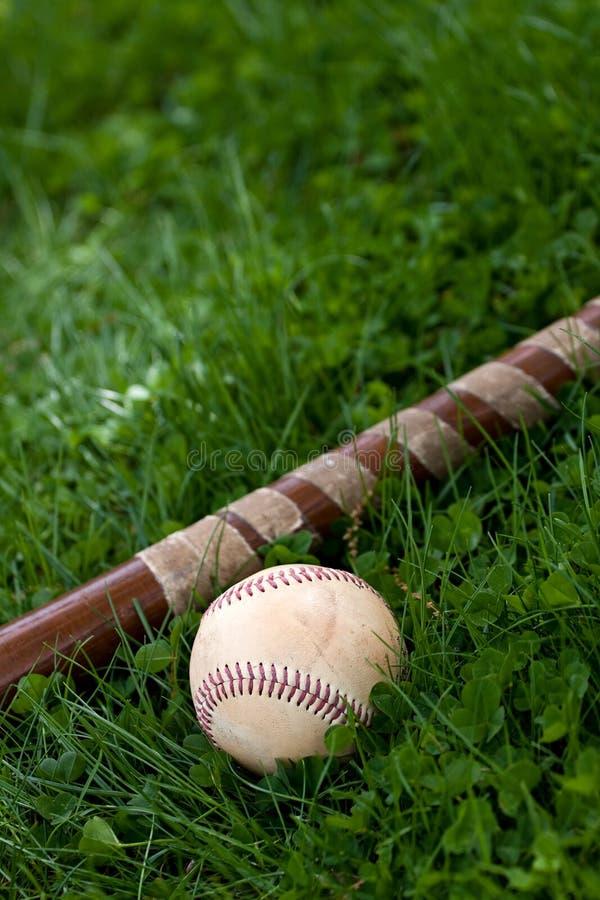 balowy kij bejsbolowy zdjęcie royalty free