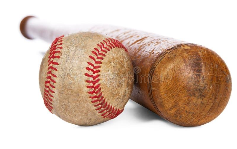 balowy kij bejsbolowy zdjęcia stock