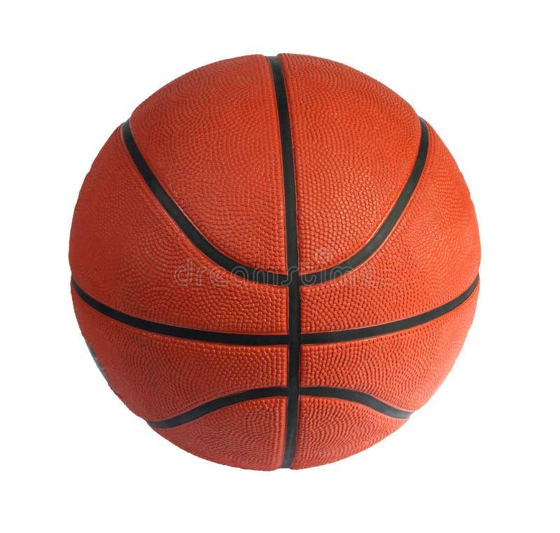 Download Balowy koszykowy brąz zdjęcie stock. Obraz złożonej z piłka - 18734552
