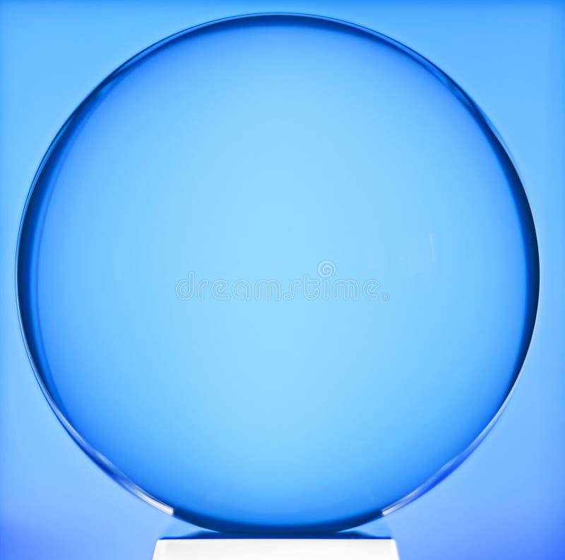 balowy kryształ zdjęcia stock
