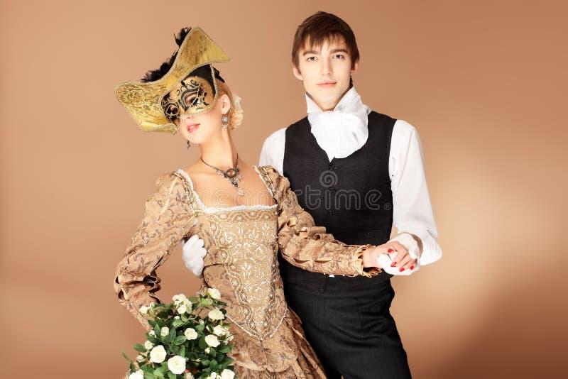 balowy taniec zdjęcie stock