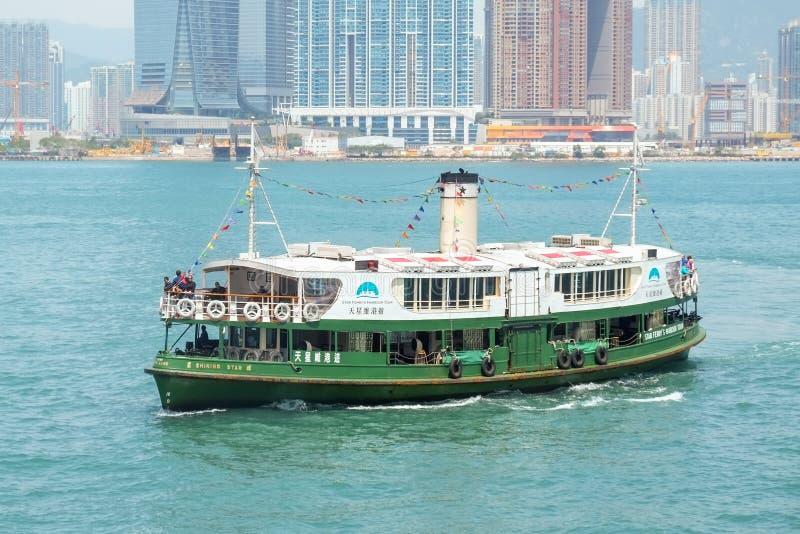 BALSA, HONG KONG imagem de stock