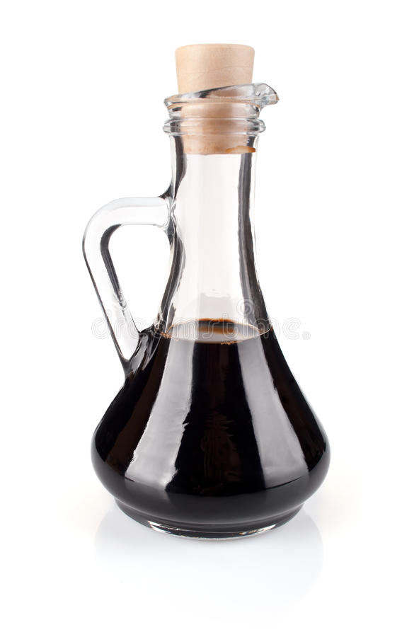 Download Balsamic vinegar stock image. Image of glass, condiment - 22456507