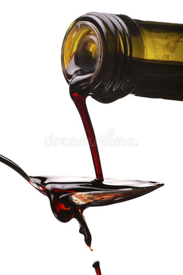 Free Balsamic Vinegar Royalty Free Stock Images - 7071669