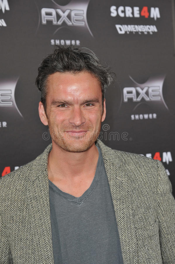 Balthazar Getty stockfotos