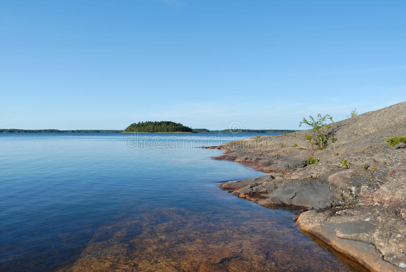 Baltic Archipelago Stock Photo