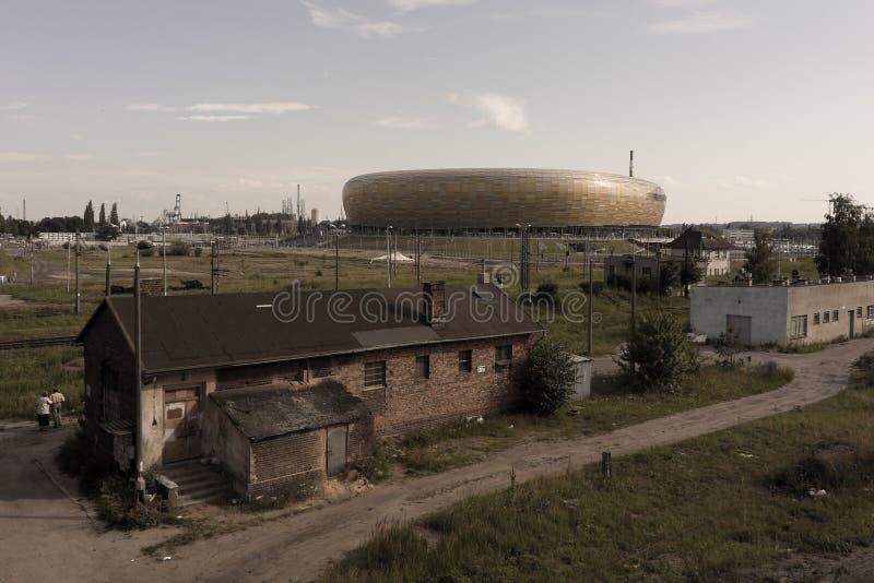 Download Baltic Arena Stadium Editorial Stock Photo - Image: 22968553