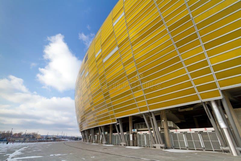 Baltic Arena stadium in Gdansk