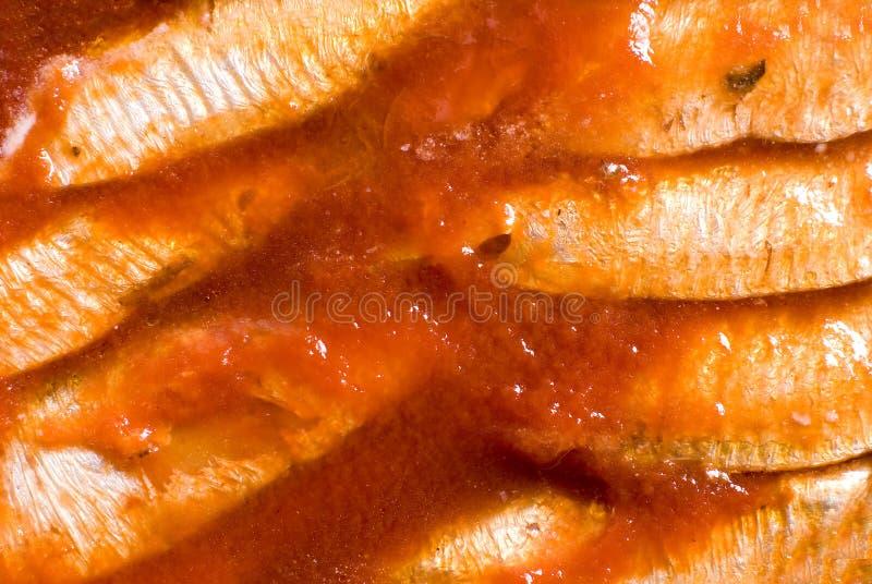Download Baltic Herrings In Sauce Stock Photo - Image: 2535260