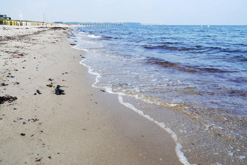 Download Baltic Sea stock image. Image of water, lonely, horizon - 22682377