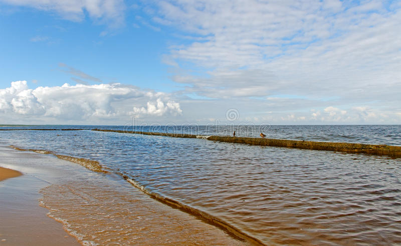 Download Baltic sea. stock photo. Image of outdoors, landscape - 26105436