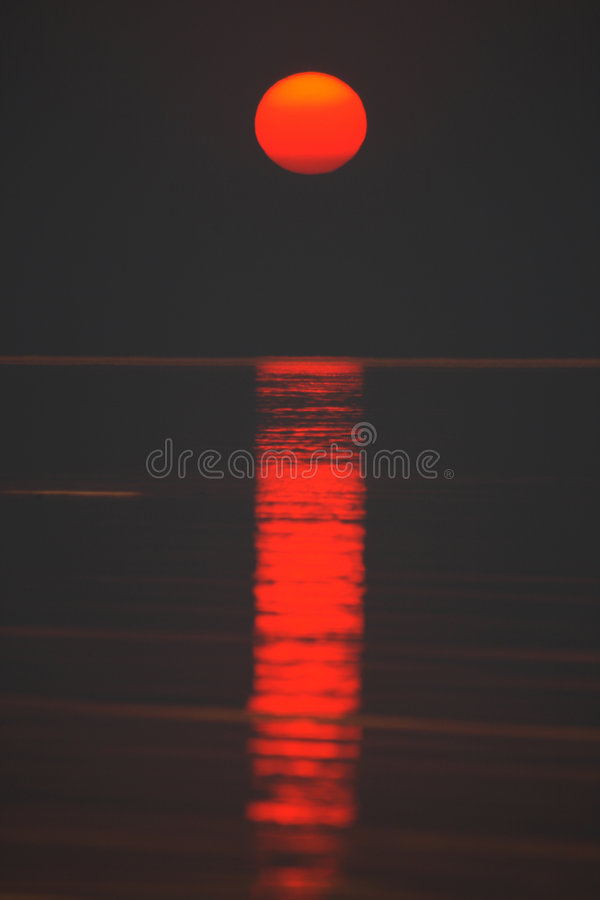 Download Baltic sunset stock photo. Image of tranquil, twilight - 2235352