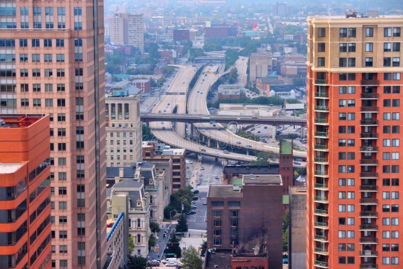 Baltimore imagem de stock