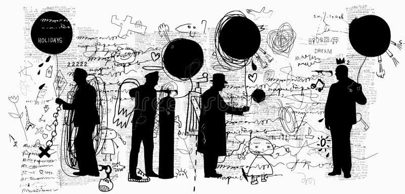 baltimore stock illustrationer