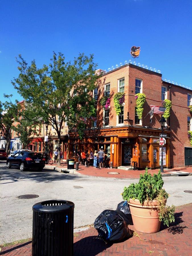 Baltimore stock photography