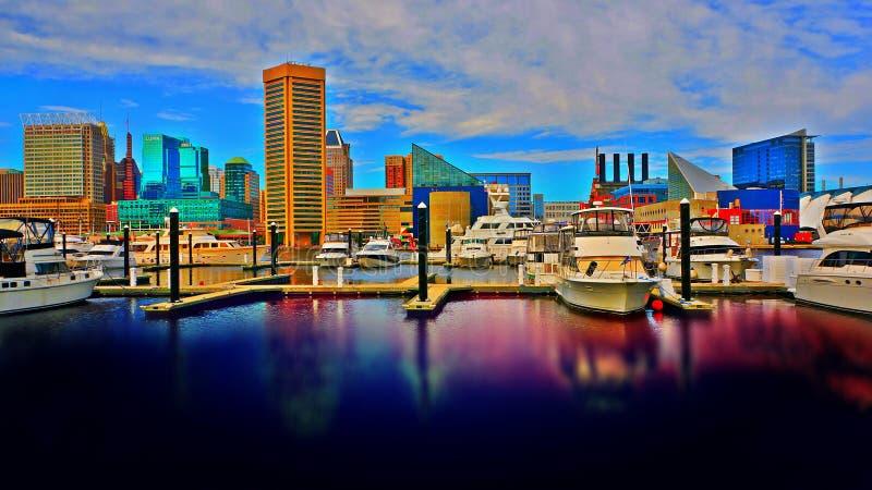 baltimore, Maryland obrazy royalty free