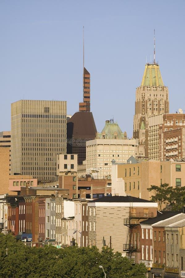 Download Baltimore skyline editorial stock photo. Image of skyline - 27071173